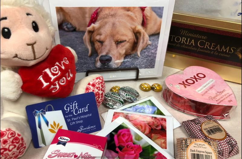 Find a special gift for a colleague, a friend or yourself at the St. Paul's Hospital Gift Shop.
