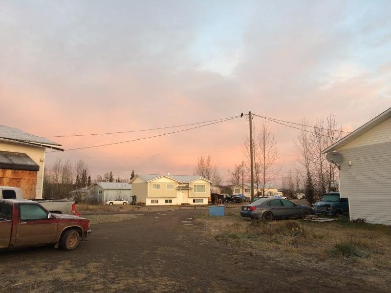 This photo was taken by a member of our Diabetes Health Centre team on a trip to visit the Carrier Nation communities.