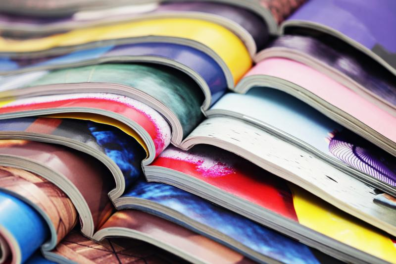Please donate your old magazines to SPH!