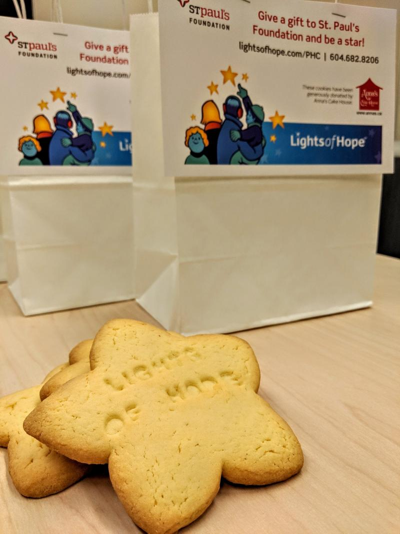 The Lights of Hope Cookies