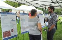 Each phase featured one or two open houses where participants were encouraged to share feedback and ask questions of City of Vancouver and St. Paul's redevelopment staff.