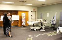 Over 50 facilitated mock up tours have taken place for key patient areas.